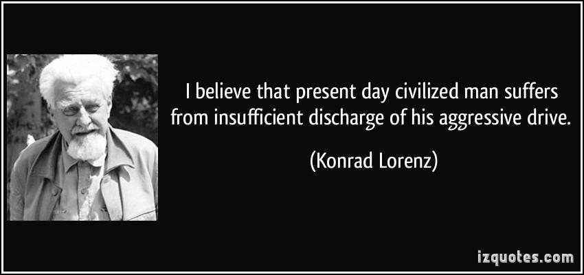 Konrad Lorenz's quote #6