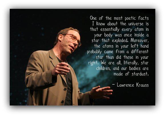 Krauss quote #2
