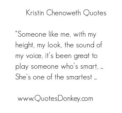 Kristin Chenoweth's quote #4