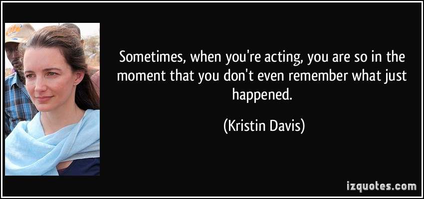 Kristin Davis's quote #2