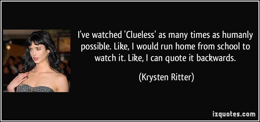Krysten Ritter's quote #3
