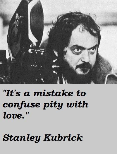 Kubrick quote #1
