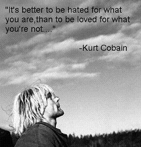 Kurt Cobain quote #2