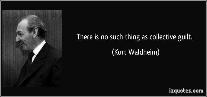 Kurt Waldheim's quote #6
