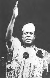 Kwame Nkrumah's quote #1