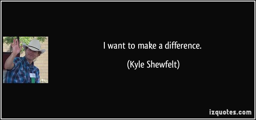 Kyle Shewfelt's quote #1