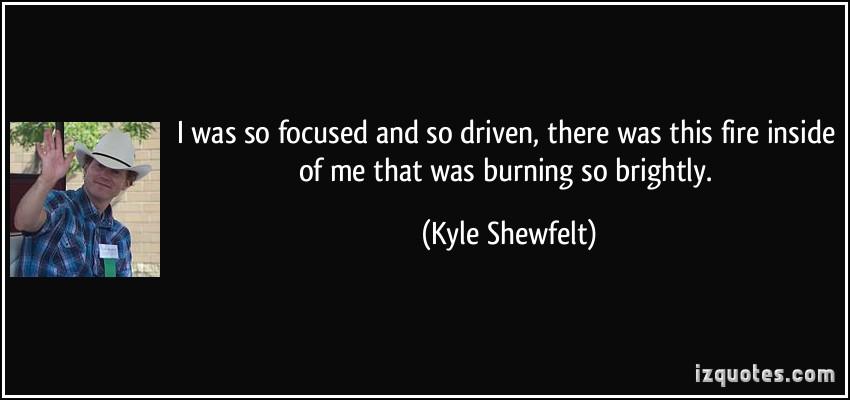 Kyle Shewfelt's quote #2