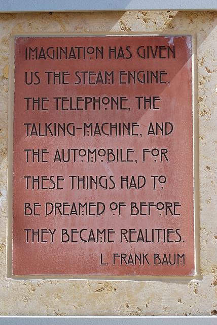 L. Frank Baum's quote #2