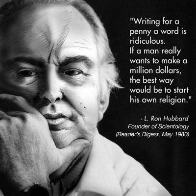L. Ron Hubbard's quote #5