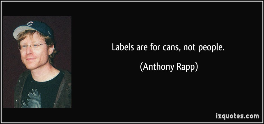 Labels quote #1