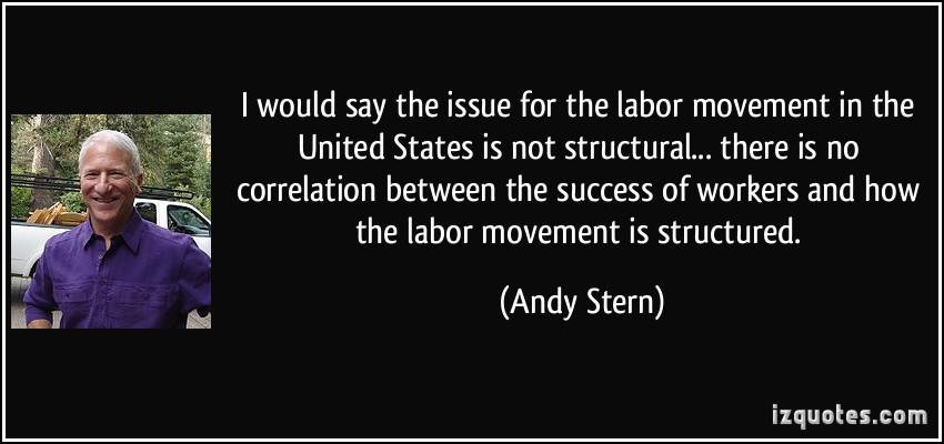 Labor Movement quote #1