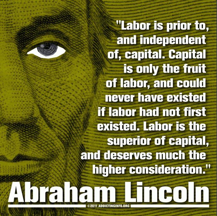 Labor quote #7