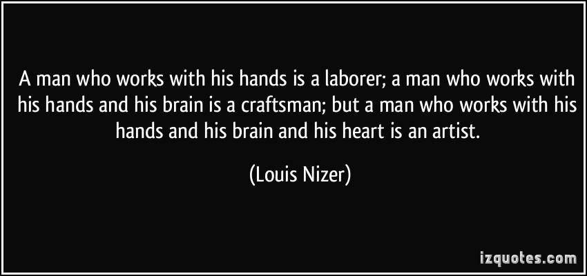 Laborer quote #1