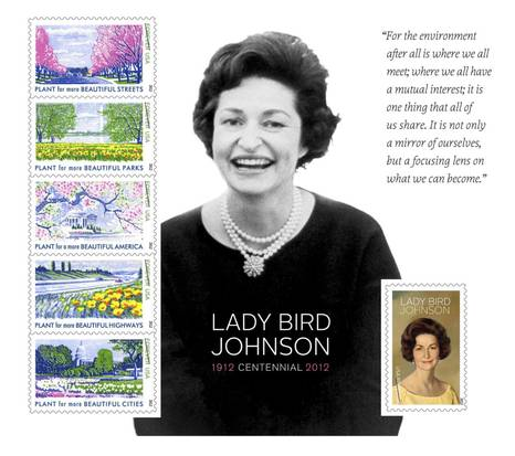 Lady Bird Johnson's quote #2