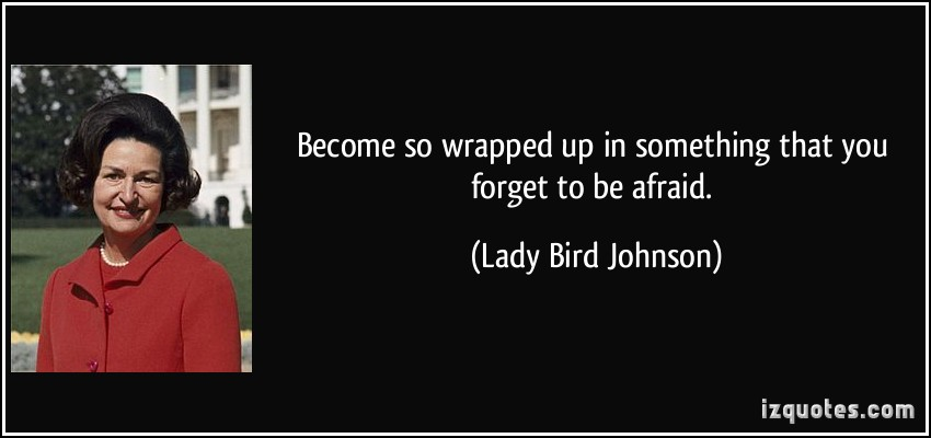 Lady Bird Johnson's quote #4
