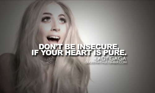 Lady Gaga's quote #5