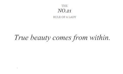 Lady quote #3