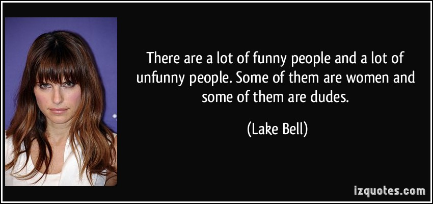 Lake Bell's quote #4