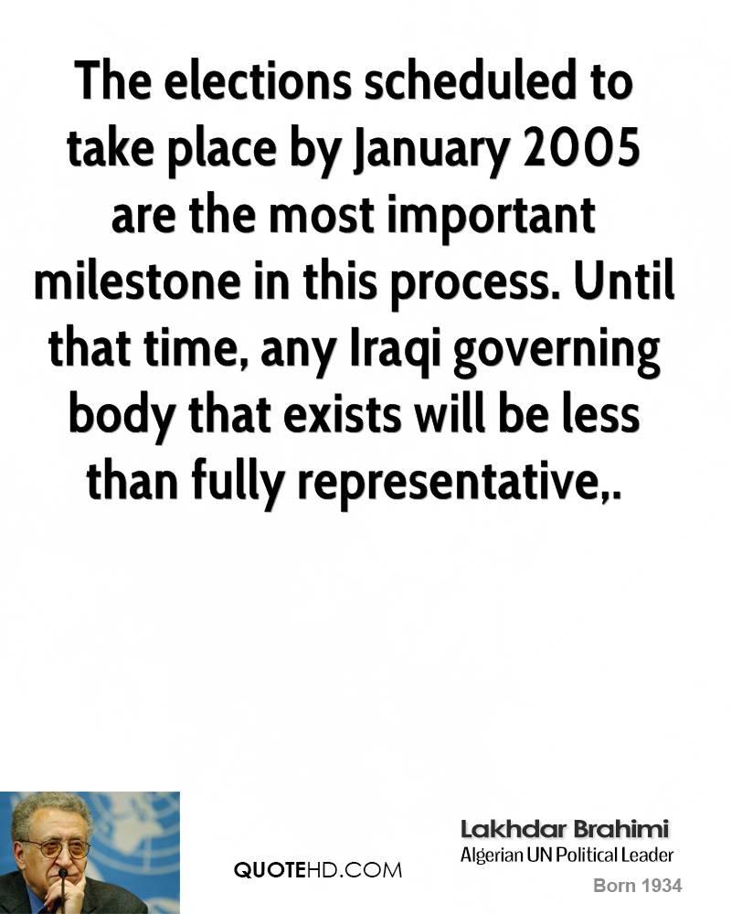 Lakhdar Brahimi's quote #2