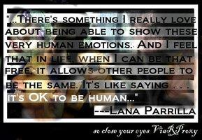 Lana Parrilla's quote #5