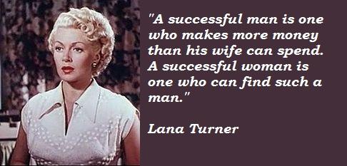Lana Turner's quote #3