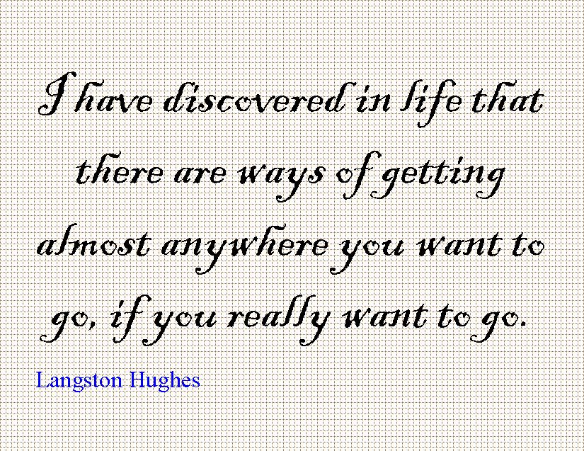 Langston Hughes's quote #7