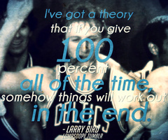 Larry Bird's quote #1