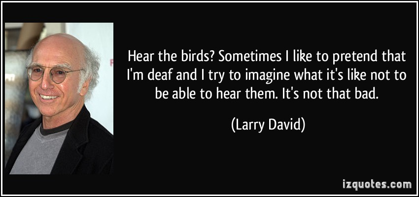 Larry David's quote #8