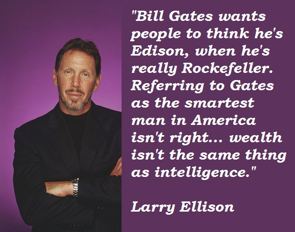 Larry Ellison's quote #3