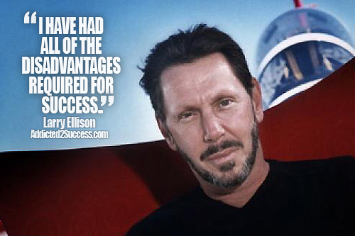 Larry Ellison's quote #1