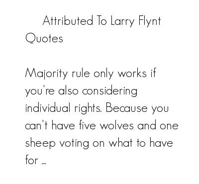 Larry Flynt's quote #7