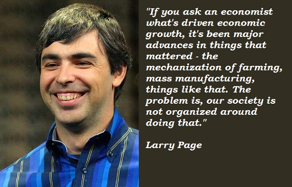 Larry Page's quote #4