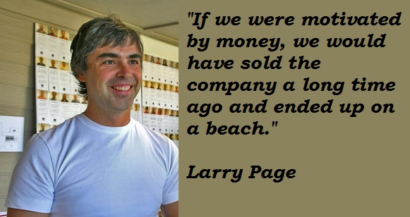 Larry Page's quote #7
