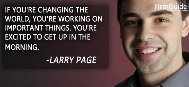Larry Page's quote #5