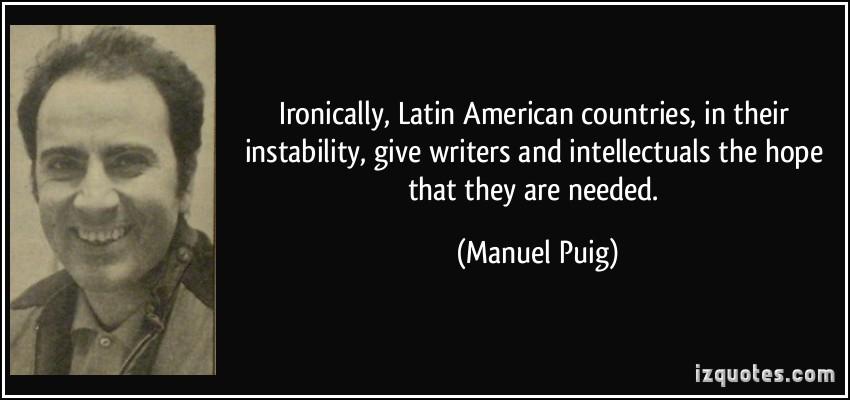 Latin America quote #1