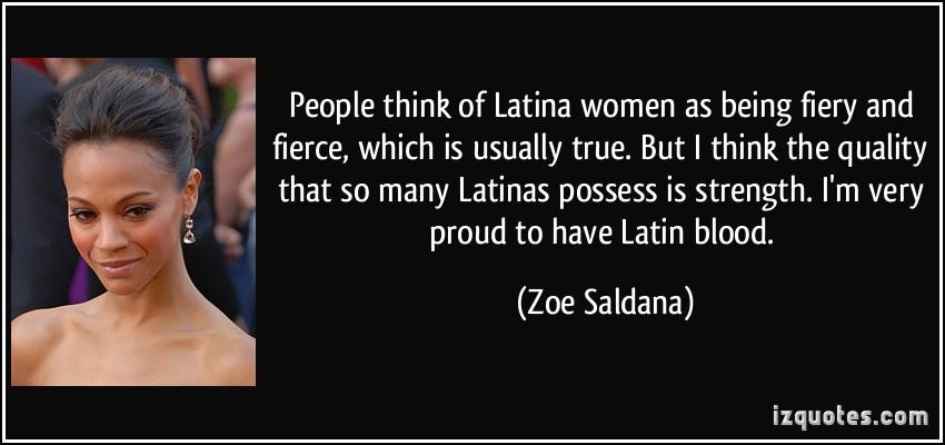 Latin Women quote #1