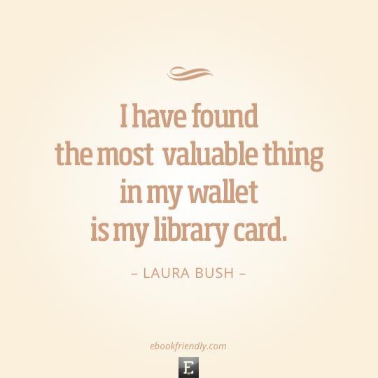 Laura Bush quote #1
