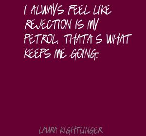 Laura Kightlinger's quote #4