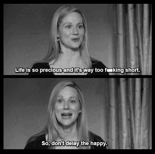 Laura Linney's quote