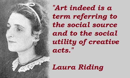 Laura Riding's quote #2