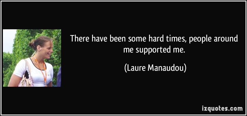 Laure Manaudou's quote #1