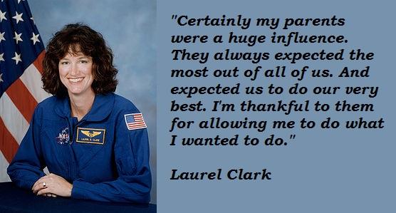 Laurel Clark's quote #4