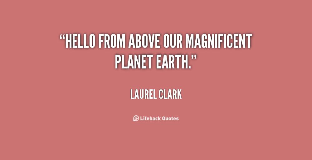 Laurel Clark's quote #6