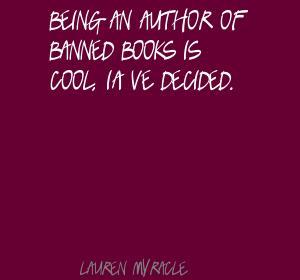 Lauren Myracle's quote #7