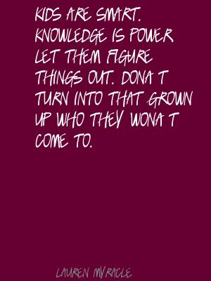 Lauren Myracle's quote #4
