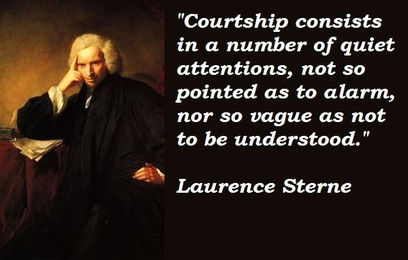 Laurence Sterne's quote #5