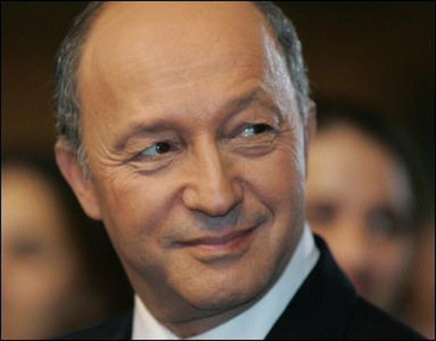 Laurent Fabius's quote