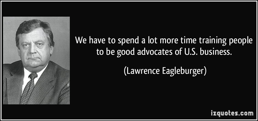 Lawrence Eagleburger's quote #4