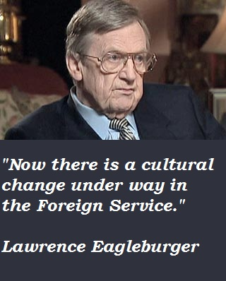 Lawrence Eagleburger's quote #6