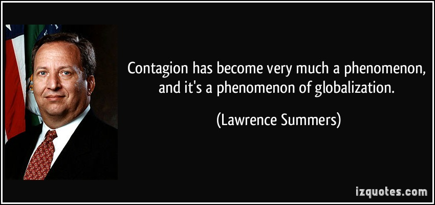 Lawrence Summers's quote #3